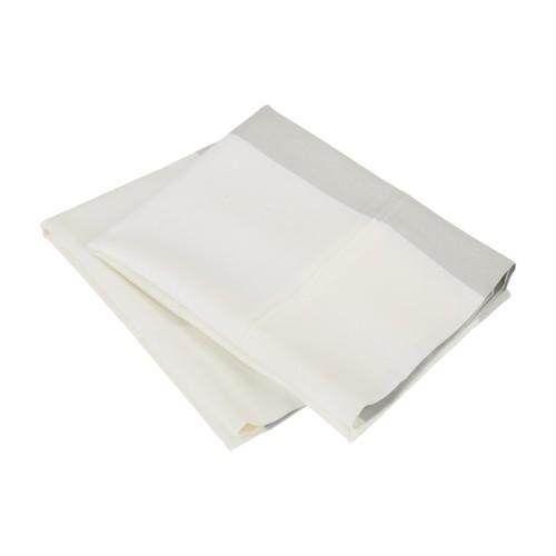 Cotton Blend 600 2Piece Pillowcase Set Cabana Stripe
