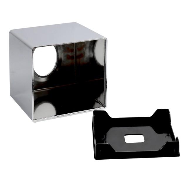 Mirrored Tissue Box Cover | Pukkr