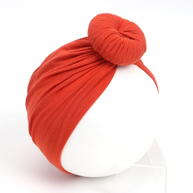 Children's Knotted Cap