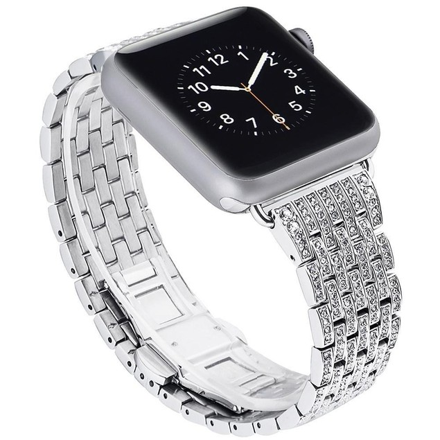 iPM Diamond Luxury Band for Apple Watch