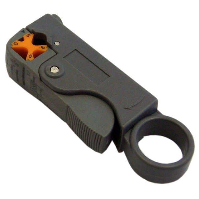 Coaxial Cable Stripper, RG58, RG59 and RG6