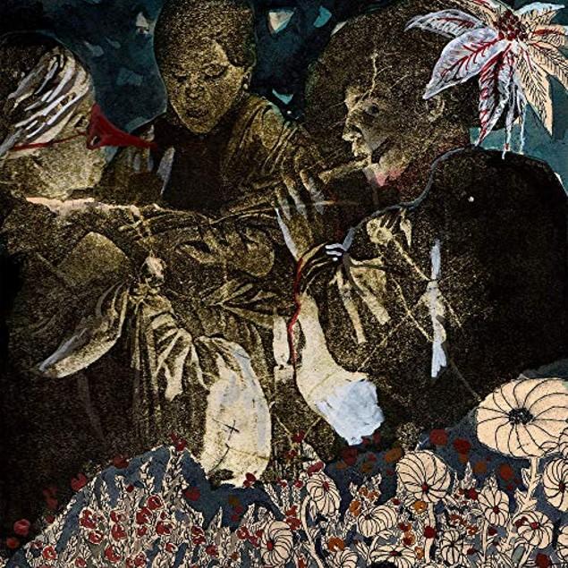 Micah Blue Smaldone / Big Blood - Split Vinyl
