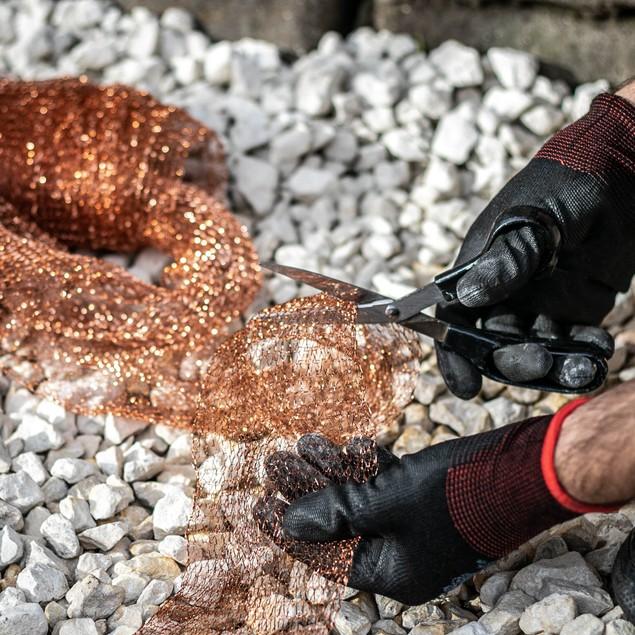 Copper Pest Control Mesh | Pukkr