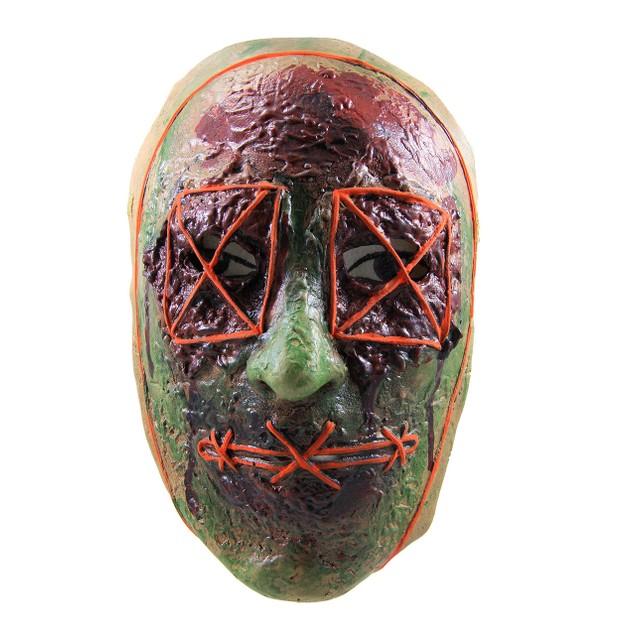 Blacklight Responsive Liberty Mask