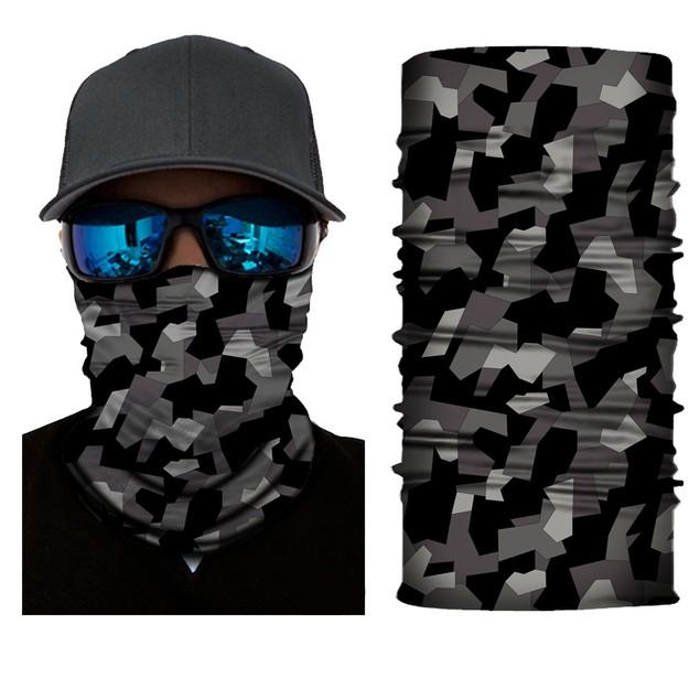 3-Pack Winter Warm Gaiter Mask Neck Tube