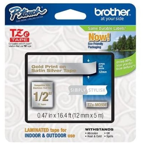 Brothers BRTTZEMQ934 - Brother Label Tape
