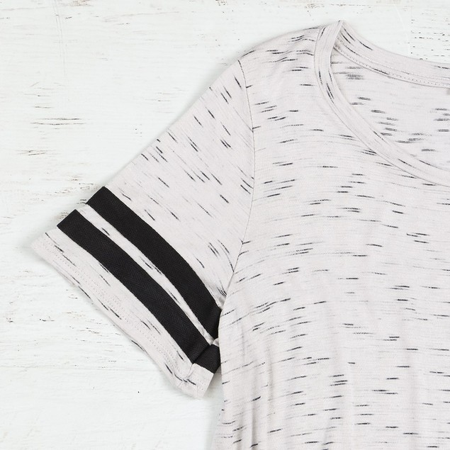 Baseball Short Sleeve Top