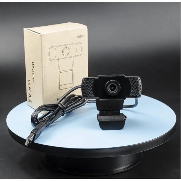 Ultimo H812 2MP 1920x1080 USB 2.0 Webcam, Black
