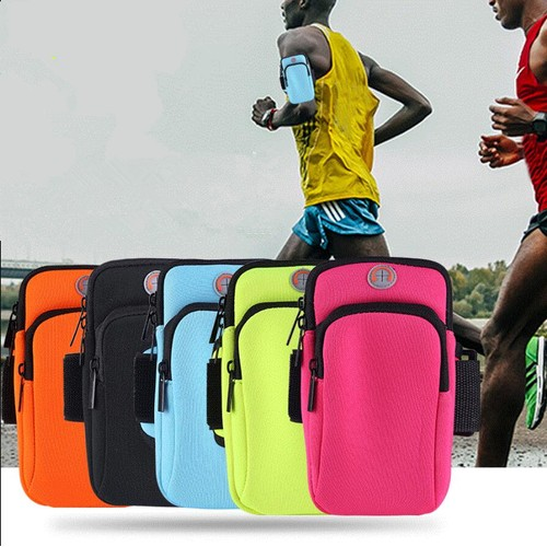 Unisex Sports Phone Arm Bag
