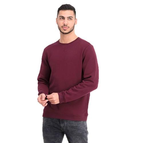 Ideology Men's Fleece Sweatshirt Port Size 2 Extra Large