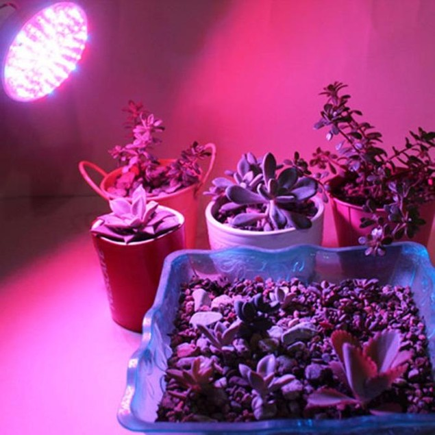18 LED E27 Grow Light