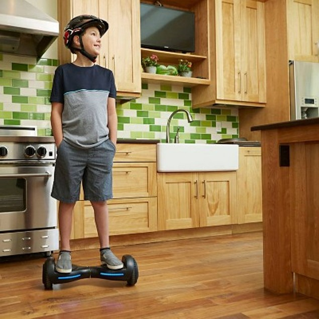 GoTrax Flash Kids' Hoverboard - Black