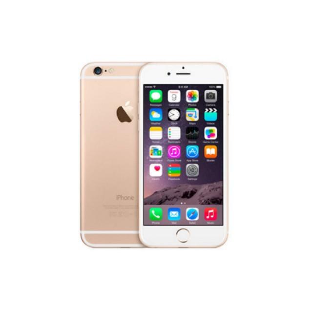 Apple iPhone 6, Sprint, Gold, 128 GB, 4.7 in Screen