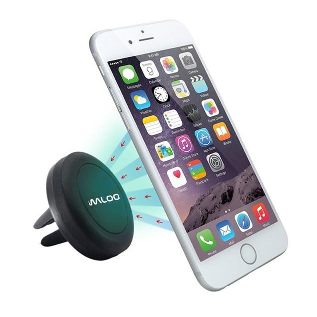 Waloo Alphaflex Series Air Vent Magnetic Smartphone Car Mount