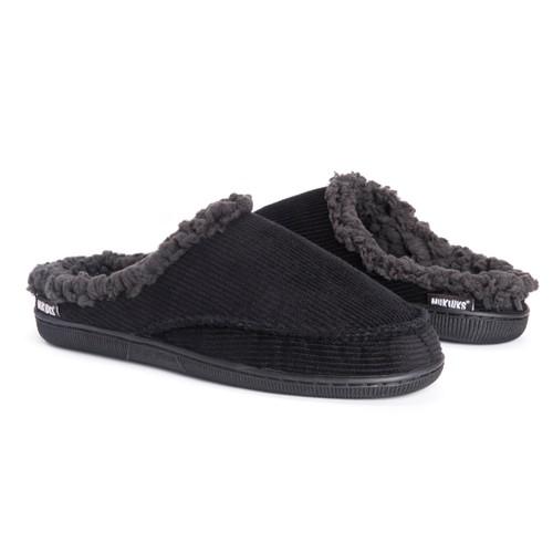 MUK LUKS ® Men's Corduroy Clog Slippers