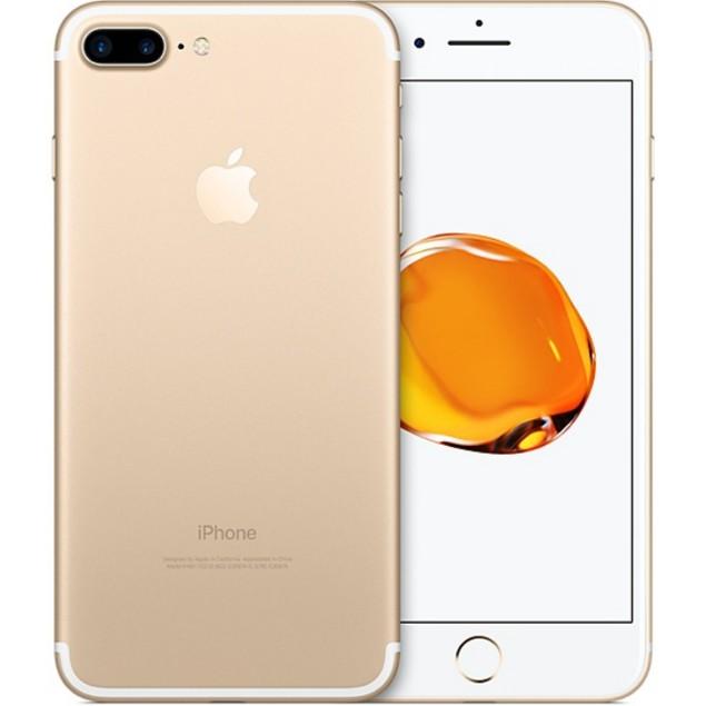 Apple iPhone 7 Plus, T-Mobile, Grade B-, Gold, 32 GB, 5.5 in Screen