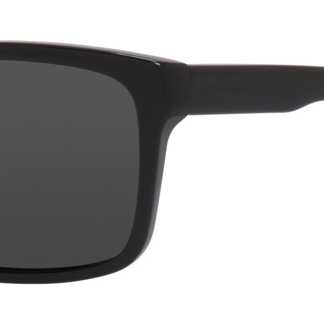 Chesterfield Unisex Sunglasses CH03S 0807 Black Rectangle Polarized Grey