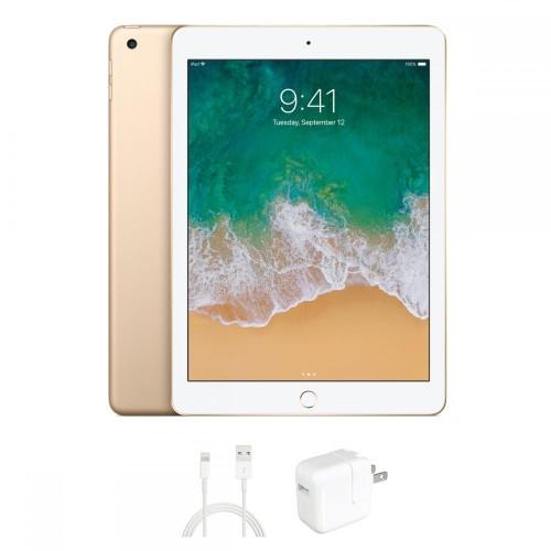 iPad 6th Gen Gold 128 GB Fair Condition