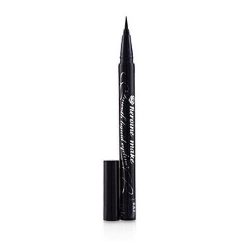KISS ME Heroine Make Smooth Liquid Eyeliner Waterproof - # 01 Black
