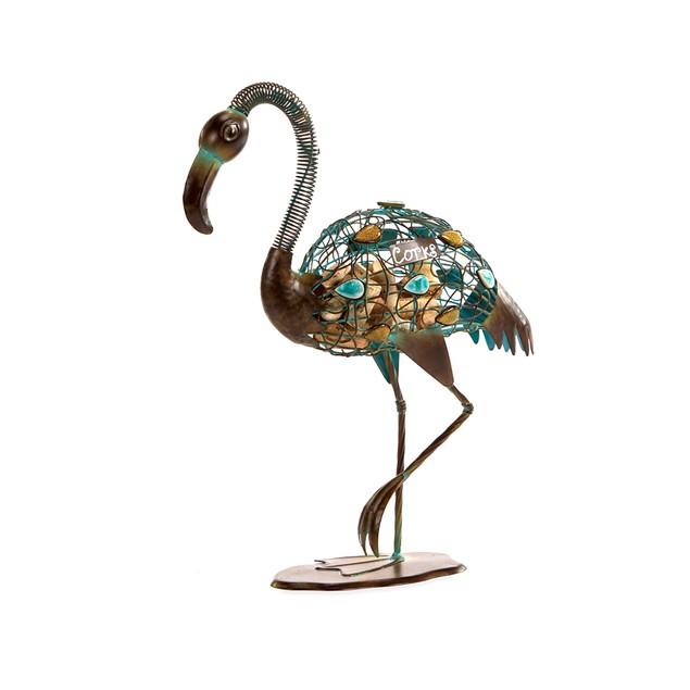 Picnic Plus Cork Caddy Flamingo