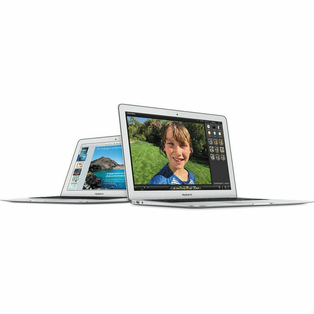 "Apple MacBook Air Laptop Core i5 1.7GHz 4GB RAM 128GB SSD 13"" - MC965LL/A (2011) - B Grade"