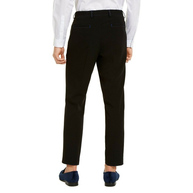 INC International Concepts Harry Tapered Fit Trousers 3 Extra Large