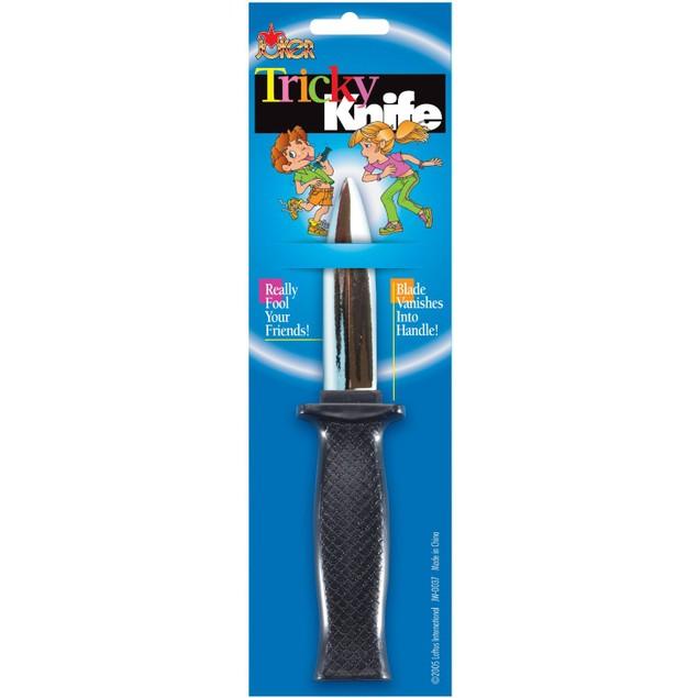 Trick Knife Costume Prop