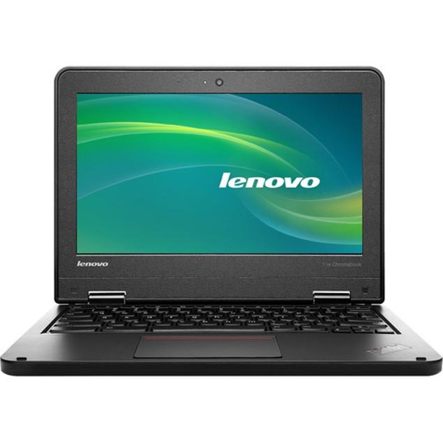 "Lenovo 11.6"" Chromebook ThinkPad 11e (4GB RAM, 16GB SSD, Black) - Grade A"