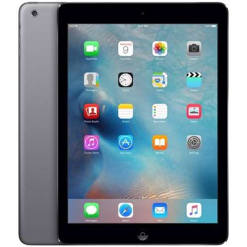 Apple iPad Air 1, A7, 16GB, Space Gray/Black (Refurbished)