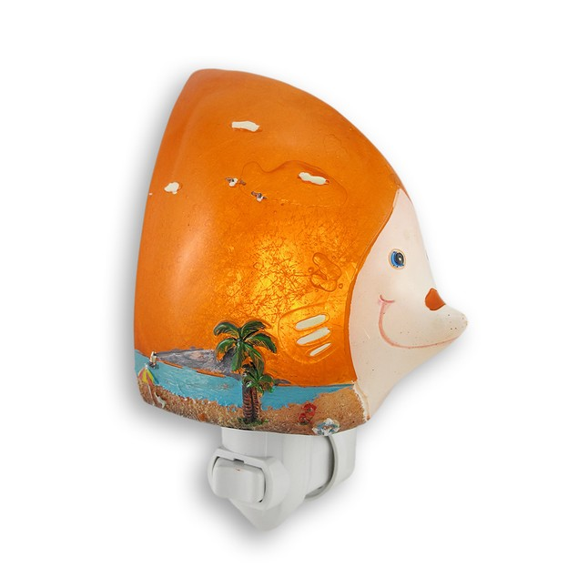Tropical Fish Beach Themed Led Night Light Childrens Night Lights