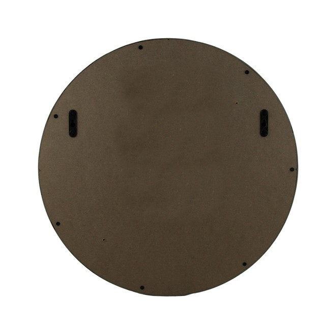 16 Inch Diameter Round Porthole Style Wall Mirror Wall Mounted Mirrors