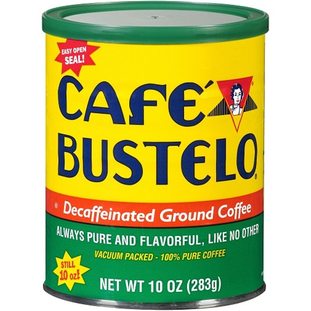 Cafe Bustelo Ground Decaf Coffee
