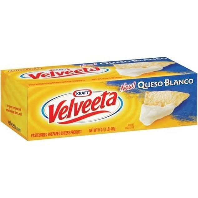 Kraft Velveeta Cheese Queso Blanco 32 oz