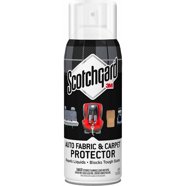 Scotchguard Auto Fabric & Carpet Protector