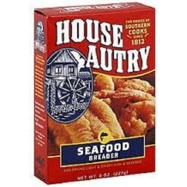 House Autry Seafood Breader 8 oz Box