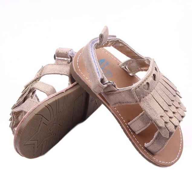 Baby Tassel Sandals