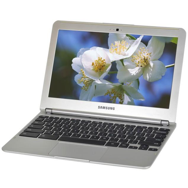 "Samsung 11.6"" XE303C12-A01US Chromebook, 2GB RAM, 16GB SSD (Grade C)"