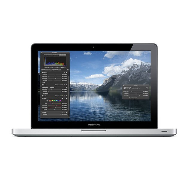 "Apple 13.3"" MacBook Pro MB990LL/A + Free Case"