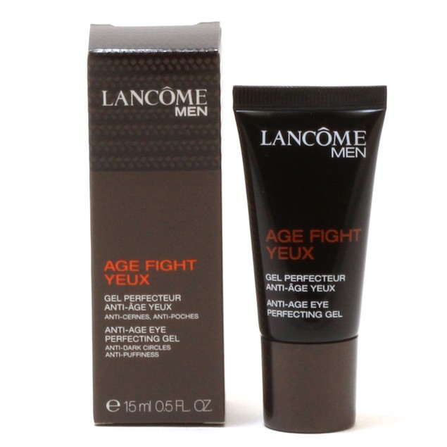 Lancome Anti-Age Eye Perfecting Gel For Men .5oz
