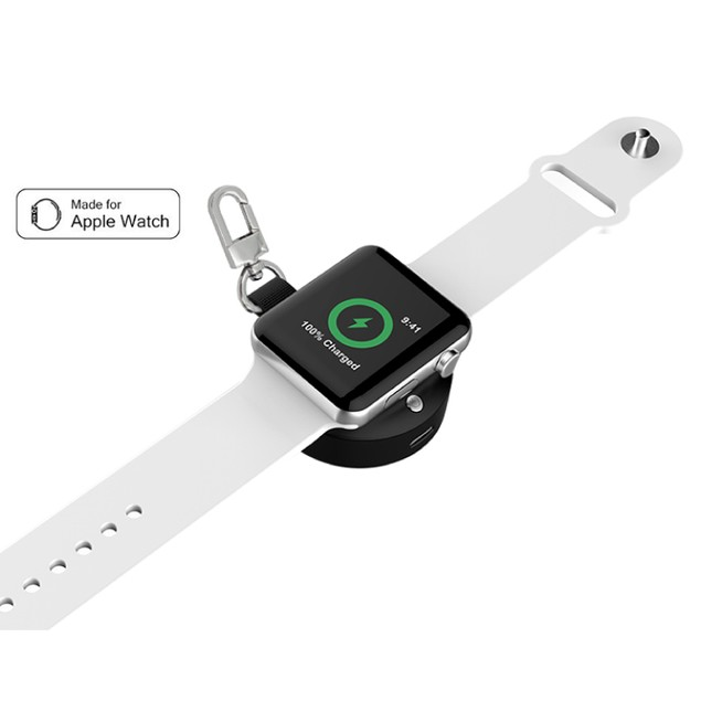 Portable Apple Watch Keychain Charger