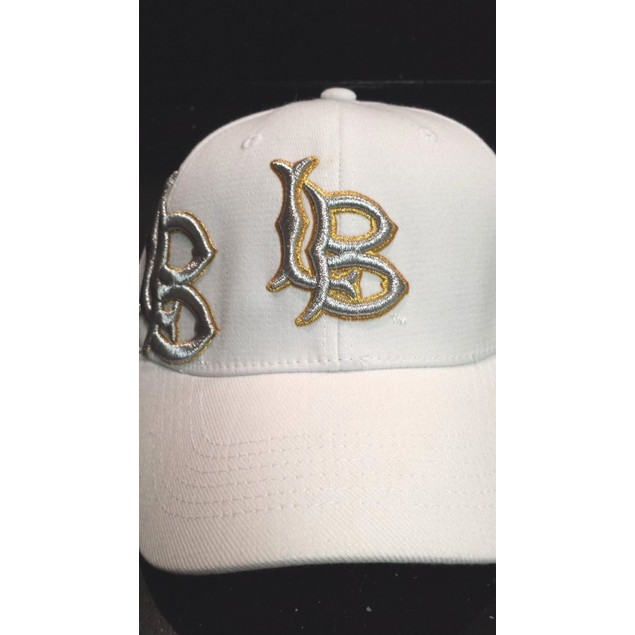 "Long Beach State 49ers NCAA TOW ""Molten"" Stretch Fitted Hat"