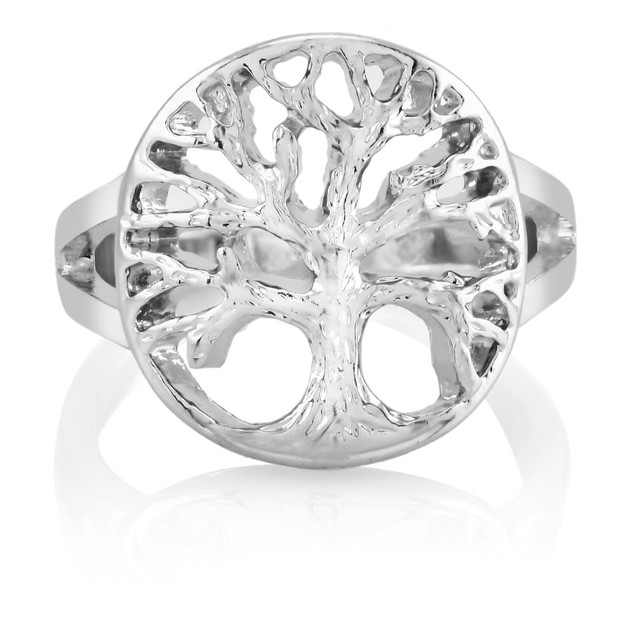 CLEARANCE: Silver Tone Fashion Rings - 3 Styles