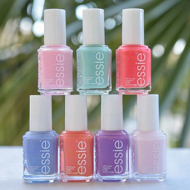 5-Pack Essie Nail Polish Mystery Deal