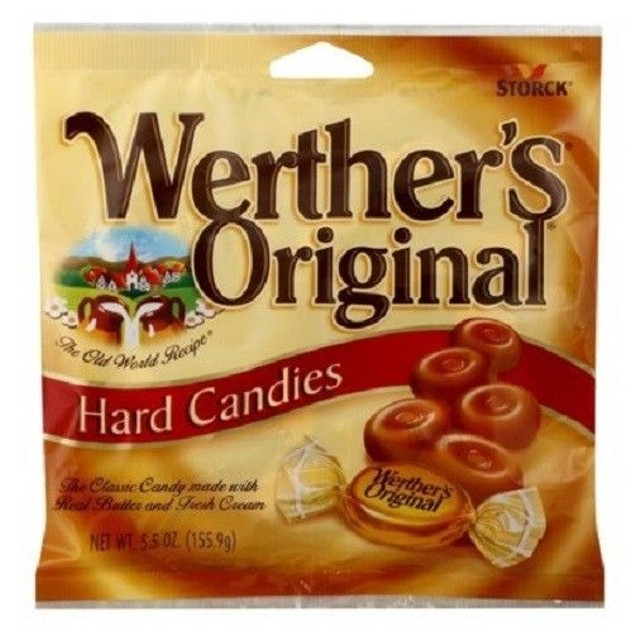Werther's Original Hard Candy 5.5 oz Bag