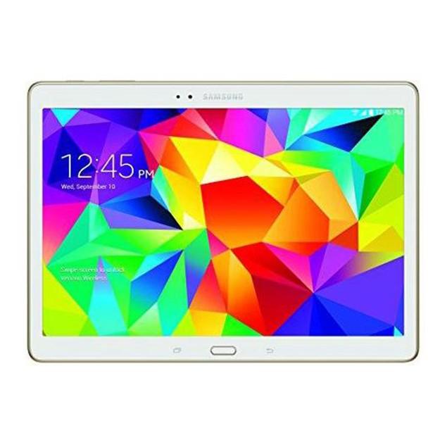"Samsung 10.5"" Galaxy Tab S Unlocked Tablet (1.9 GHz, 3GB RAM, 16GB) Grade A"