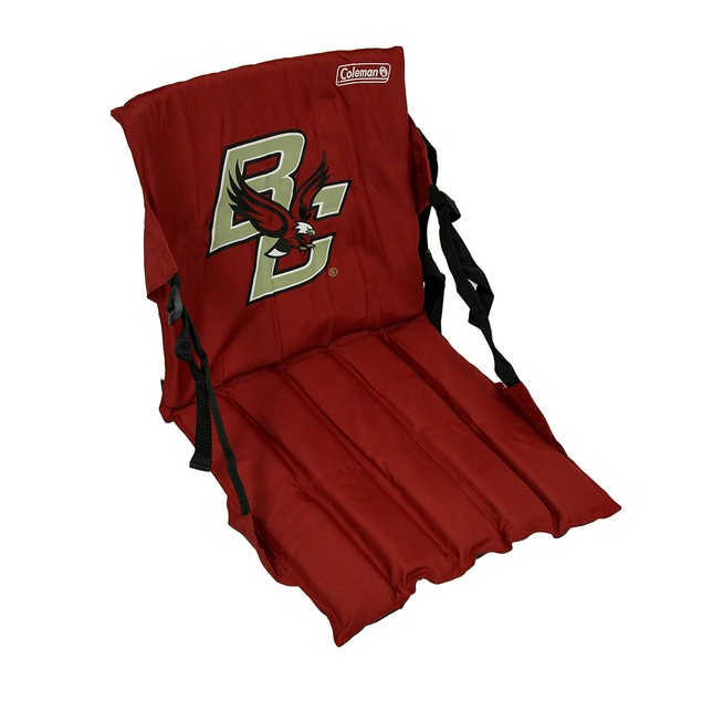 Boston College Eagles Cushioned Roll Up Stadium Sports Fan Folding Chairs