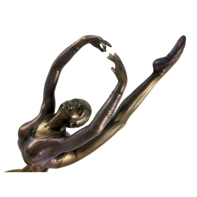 Grand Battement Ballet Dancer Statue Dance Statues