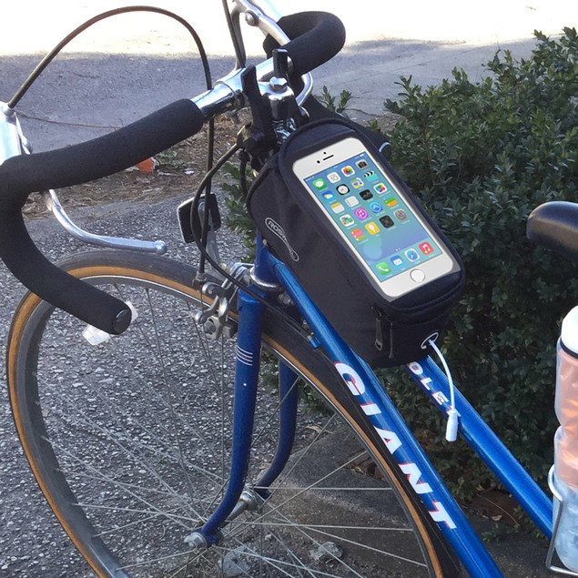 Bicycle Phone Bag