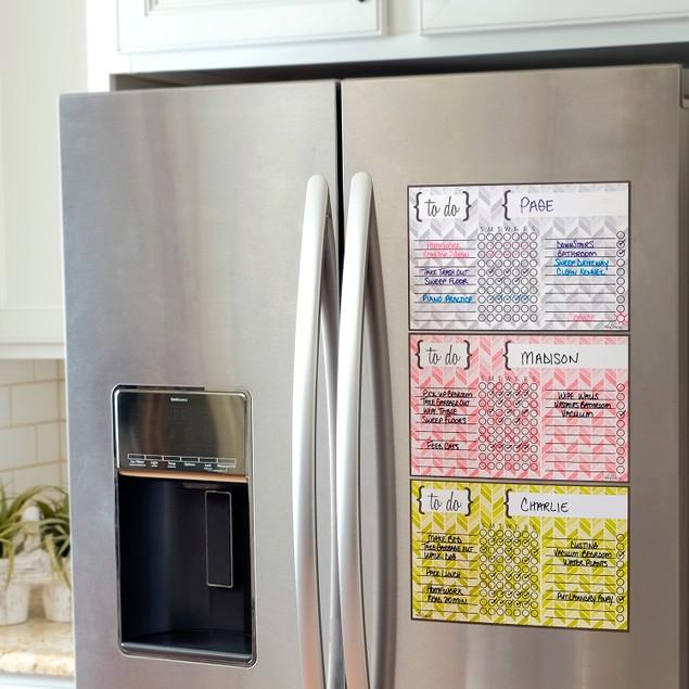 Chore Chart Magnet - 8 Colors