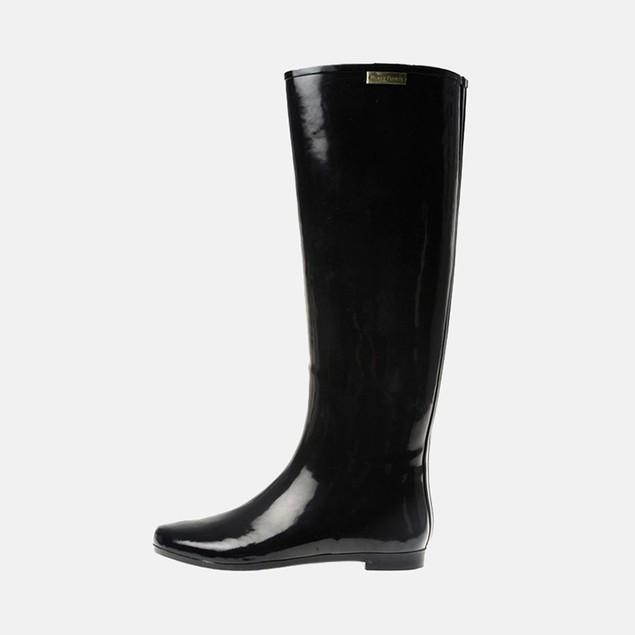 Henry Ferrera Women's Colorado Rain Boots - Black